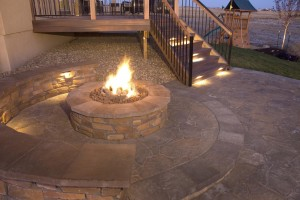 Install an Outdoor Fire Feature this Spring!