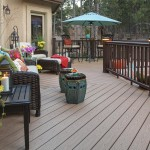 Beautiful Deck on MD Home