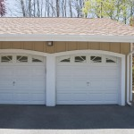 Two-car garage