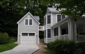 Garage and Home Exterior Design Trends for 2021