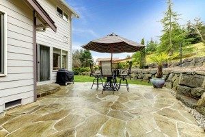 Improve your outdoor space with a new patio!
