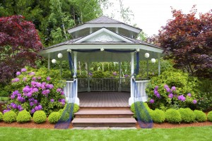 10 Ideas for Designing the Perfect Gazebo