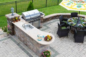 Preparing Your Outdoor Kitchen and Living Space for the Upcoming Spring