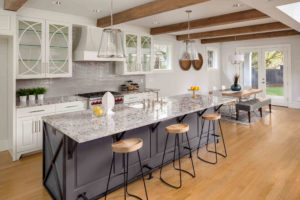Pairing a Prep Table with Your Kitchen Island