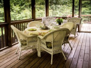 Learn More About Screened Porch Ceilings